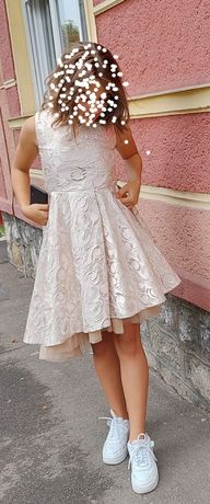 Vând rochie de gala fetite 10 ani