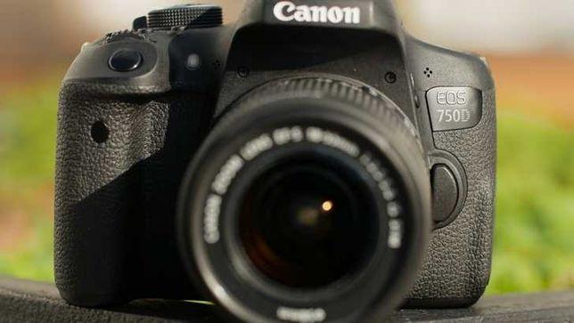 Canon EOS 750D Kit 18-55mm