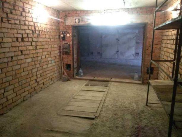 Продам капитальный гараж в кооперативе Буркит