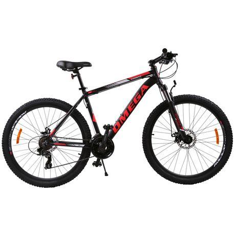 Bicicleta MOUNTAINBIKE OMEGA THOMAS 27.5, Cadru Aluminiu, Frane Disc