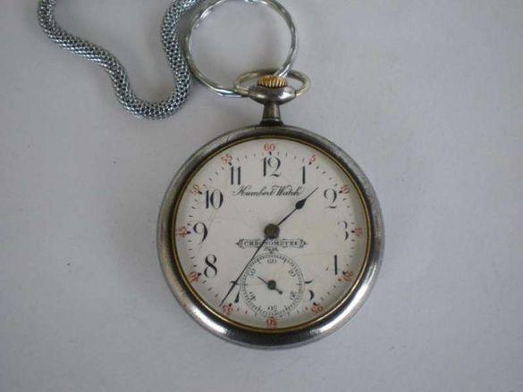 Швейцарски джобен часовник