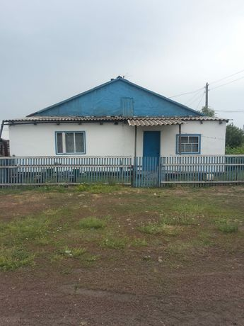 Дом. В селе Тахтаброд.