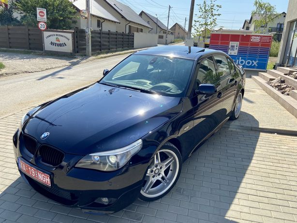 """Bmw  525 D - M Packet -   Extra Full  """" Automat """"  Seria5   E60"""