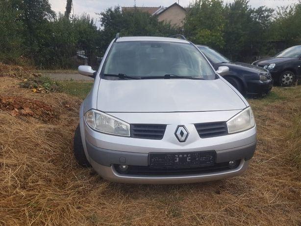 Alternator Renault Megane 1.9 dCi