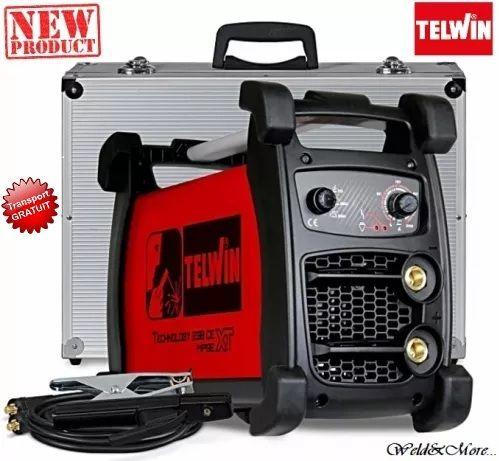 TECHNOLOGY 238 CE/MPGE XT CC - Aparat de sudura TELWIN tip invertor