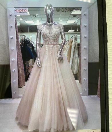 Свадебное платье 80.000тг