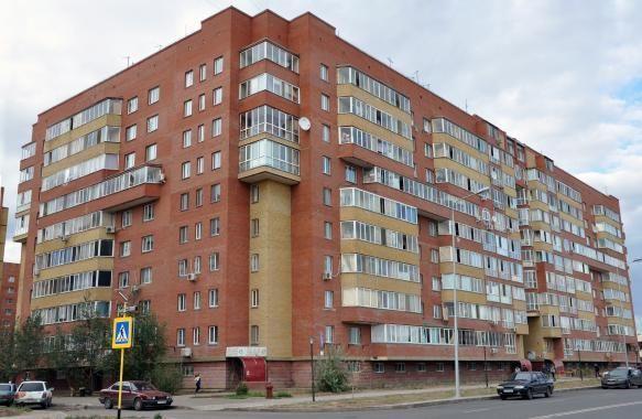 Сдается 1 коматная квартира в Евразий Майлина 31 Жк апато