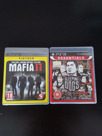 Mafia 2 si Sleeping dogs pt PS3