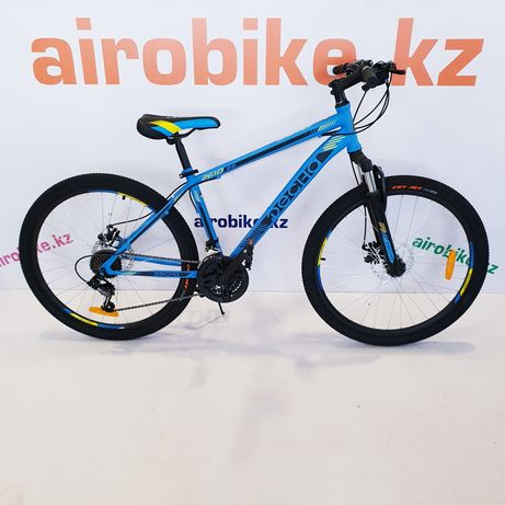 Спортивный велосипед.