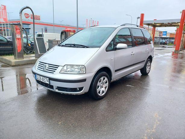 VW  Sharan an 2001 motor 1.9 tdi