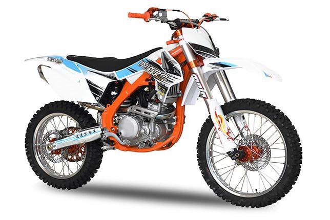 Motocross Dirtbike 250cc Ultimate 21/18