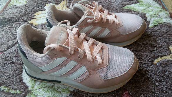 Розови маратонки adidas 31 1/2