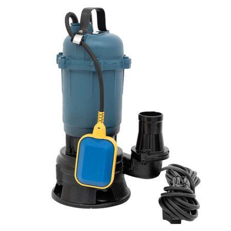 Pompa cu tocator apa murdara 3 KW,6000-25000 l/h,URAL MASH cu flotor