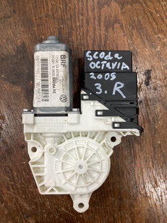 Scoda octavia 2005г машинка ел стъкла задна дясна врата