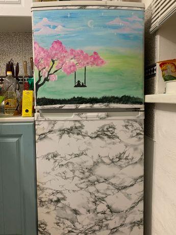 Холодильник, бирюса