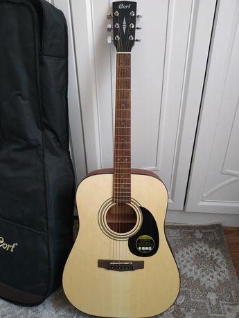 Акустическая гитара Cort AD 810 + чехол + метроном