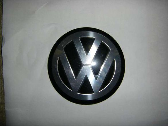 Метални емблеми VW ф14, ф56, ф60, ф70 и ф90 mm - за тасове и декорация