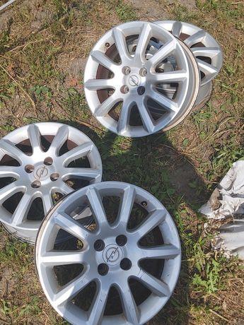 4 jante R16 Opel