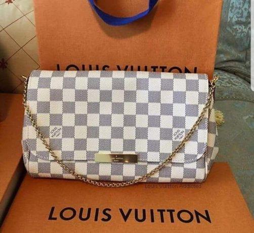 Genti mini Louis Vuitton/lant si curea detasabila incluse +saculet