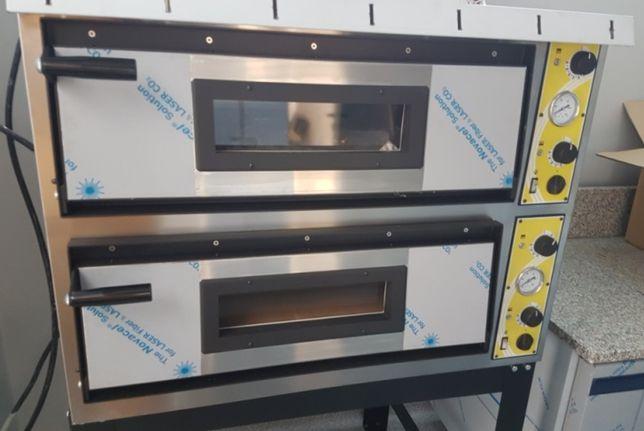 Cuptor pizza ELECTRIC ITALIA, capacitate 6+6 pizza diam. 35 cm,