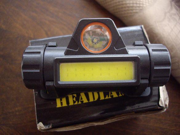 Фенер за глава