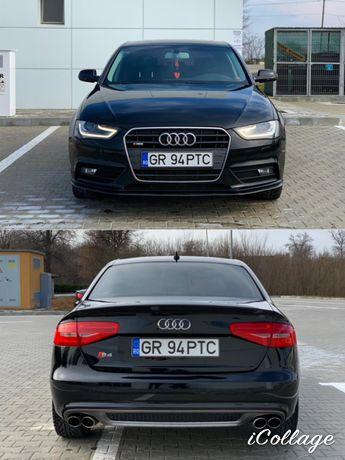 Audi A4 B8 Facelift kit de S4