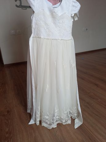 Шикарное дорогое платье