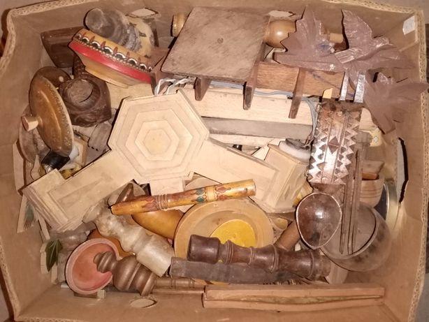 antichitati din lemn diverse