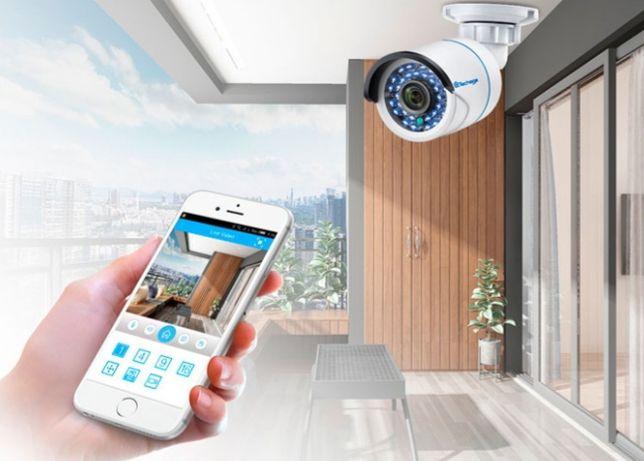 Видеонаблюдения Установка, монтаж, обслуживание камер видео наблюдения
