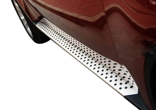 Praguri Trepte Scari Laterale BMW X6 E71/E72 (2008-2014)