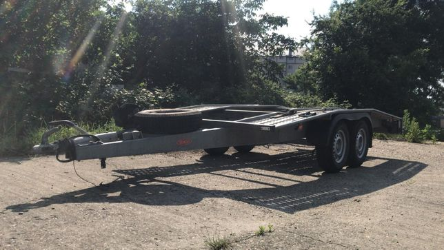 Platforma/trailer auto TA-NO