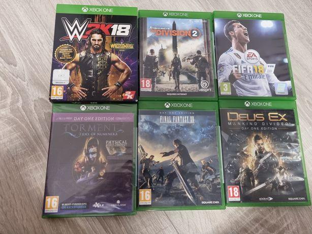 Set 6 jocuri Xbox One