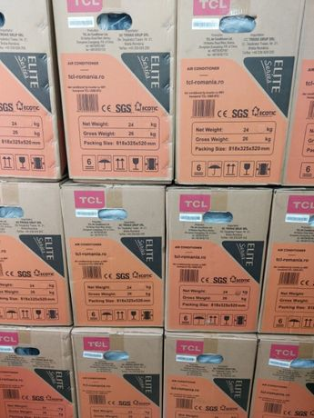 Montaj aer conditionat 9 – 12000 BTU pentru aparat cu chit inclus