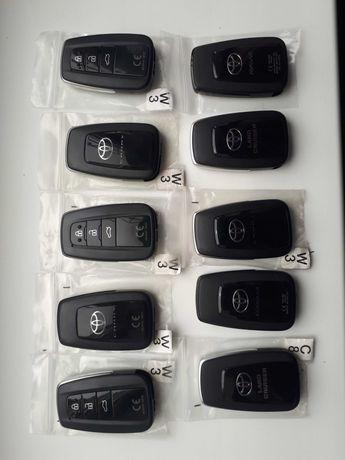 Toyota Camry 70 Land cruiser prado смарт ключ