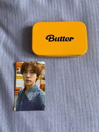 BTS - Jin weverse preorder photocard butter