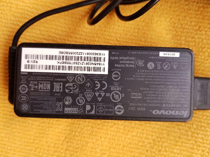 Alimentator / Adaptor Laptop Lenovo G50-80 Bucuresti - imagine 1