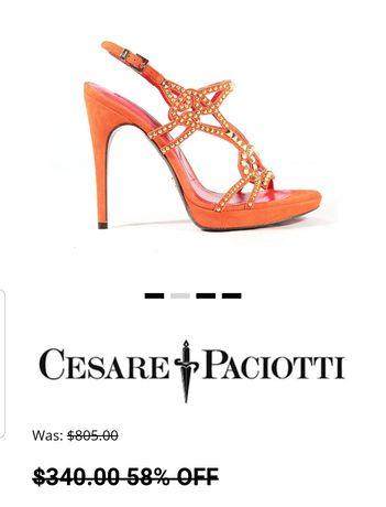 Сандали Cesare Paciotti