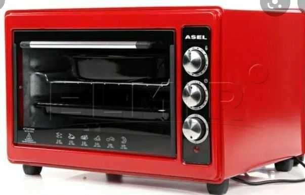 """ASEL электрическая духовая печь """"ASEL 36L""""  и """"AKEL AF440 40L"""""""
