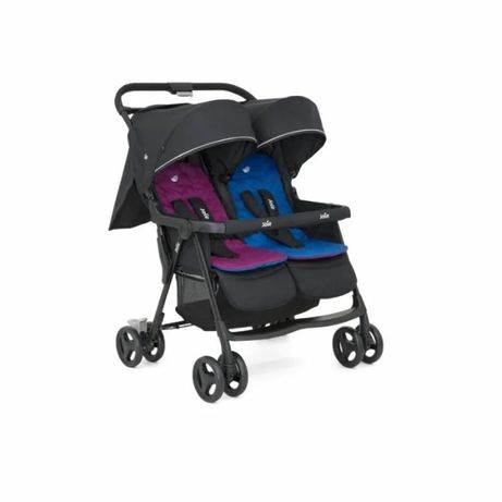 Продам коляску для двойни AIRE TWIN (Pink & Blue)