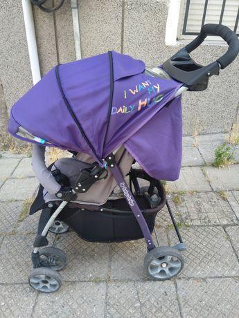 Лятна количка MINI - BABY DESIGN