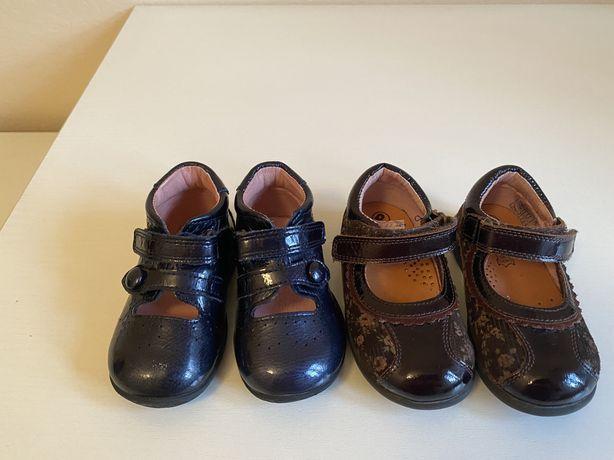 Туфли Pablosky 19 и 21 размер, и другие
