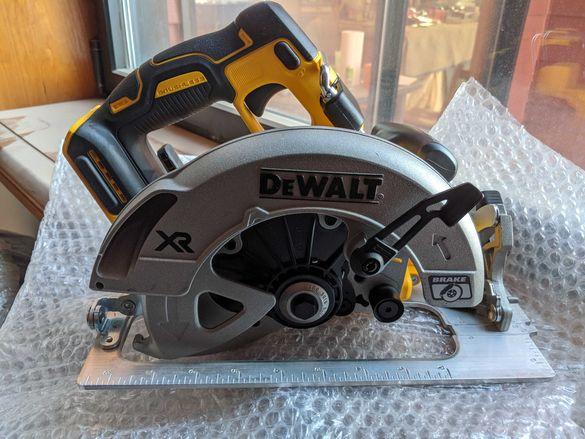 Ръчен циркуляр DeWALT DCS570N Чисто нов! Внос от САЩ