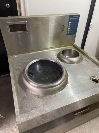 Печь электро для лагмана для кафе
