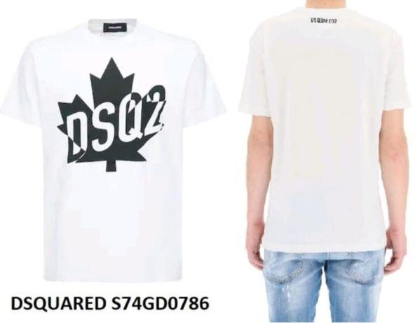 Tricou Dsquared2 ORIGINAL!! cod ref S74GD0786 model 2021