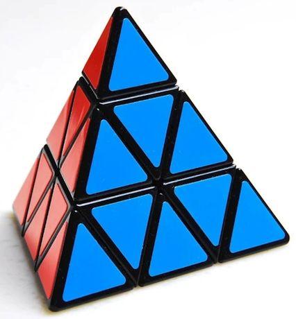 Кубик рубика пирамида треугольник