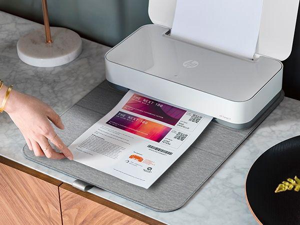 HP Tango X Smart Home Printer, Designed for your Smartphone. (NOU)