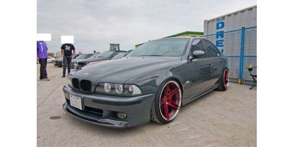 М5 броня + CSL спойлер за BMW E39