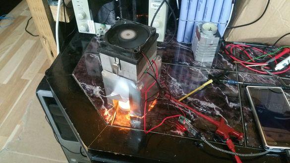 Термоелектричен генератор