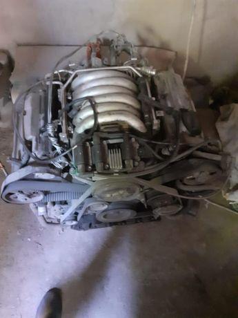 Двигатель на Ауди