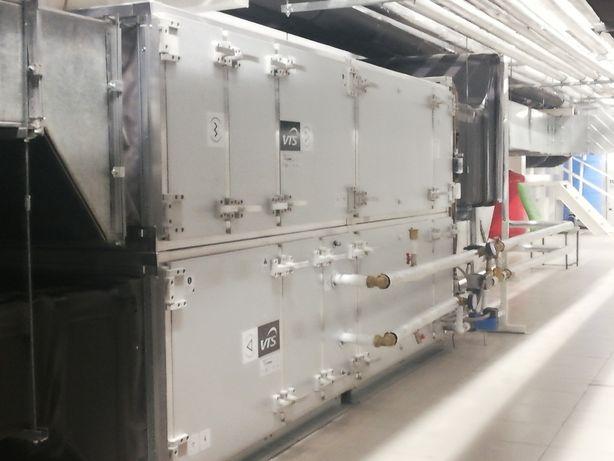 Приточные установки и климатические агрегаты в Алматы